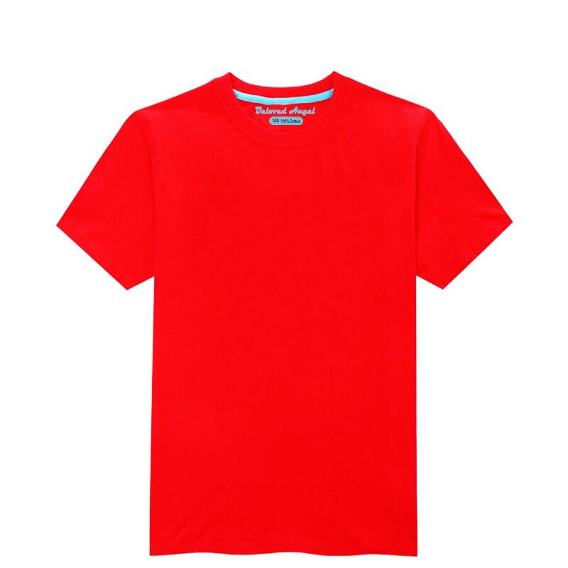 Black Blue Yellow Red Blouse Toddler Boy Short Sleeve T-shirt Baby Tops Cotton Casual Girls Top Kids Shirt Children's Clothing