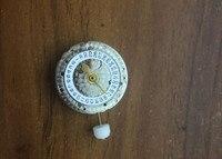 Kostenloser Versand China Hergestellt 3186 Klon Bewegung GMT Eingraviert Blauen Balance Frühling 1:1 Uhrmacher|Reparatur-Werkzeuge & Kits|   -