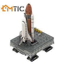 Платформа запуска космического шаттла moc строительные блоки