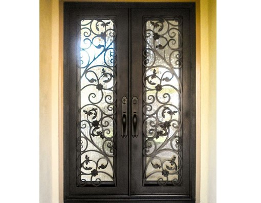 Shanghai Hench Brand China Factory 100% Custom Made Sale Australia Luxury Iron Doors