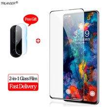 2-in-1 Camera Len Glass Film Oneplus 7 Pro Screen Protector Protective Oneplus7 Tempered