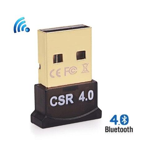 Draadloze Usb Bluetooth 4.0 Adapter Mini Bluetooth Dongle Muziek Geluid Bluetooth Zender Ontvanger Adapter Voor Pc Computer