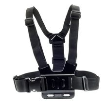 цена на Chest Strap For GoPro HD Hero 6 5 4 3+ 3 2 1 Action Camera Harness Mount