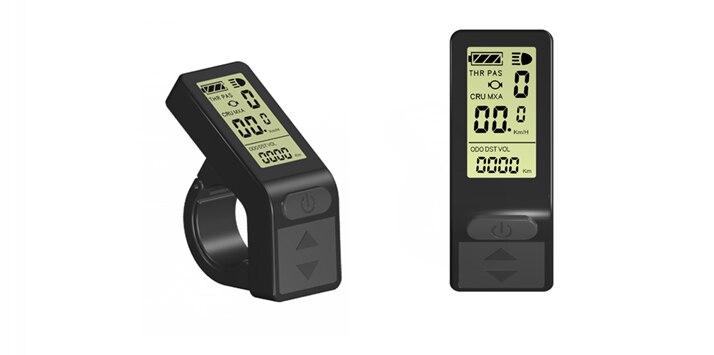 Ebike 24V 36V 48V Intelligent KT LCD LCD4 Ktlcd4 Control Panel Display Electric Bicycle Bike Parts KT Controller