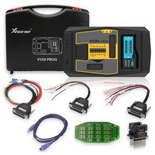 Original Xhorse VVDI PROG Programmer V5.0.0 VVDI Programmer Auto Key Tool PCF79XX Adapter For BMW E/F series ISN Read Function