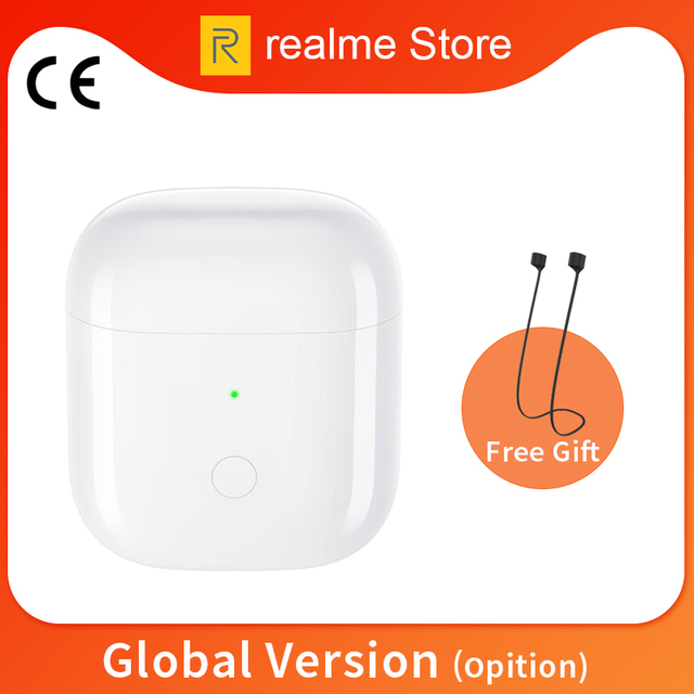 Global Version realme Buds Air Neo TWS Earphone Wireless Bluetooth Earphones R1 Chip For realme 6 Pro 6i X2 Pro X50 Pro