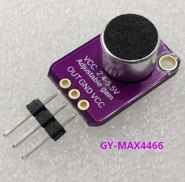 GY-max4466 Sound Sensor Modul