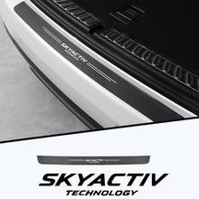 Автомобильный багажник skyactive, автомобильная наклейка для Mazda 2 3 5 6 8 cx3 cx4 cx7 cx8 cx9 cx30 mx5 rx8, автомобильные аксессуары
