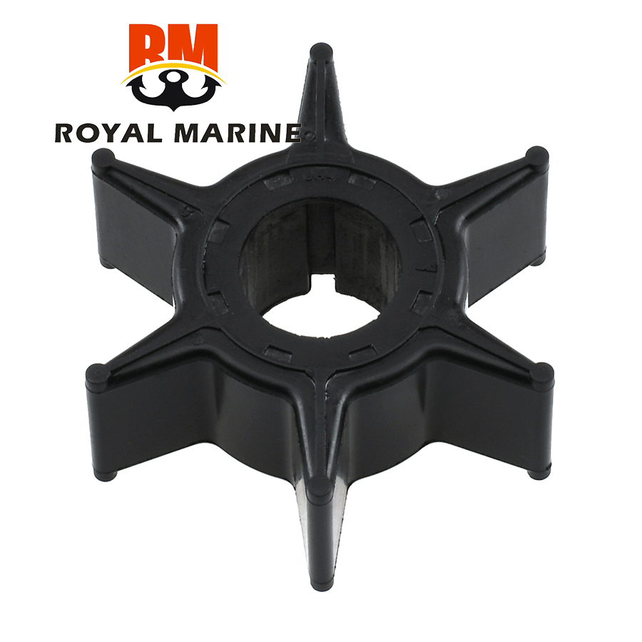 Water Pump Impeller for Yamaha 2 Stroke 25HP 30HP 40HP 50HP Outboard Engine Boat