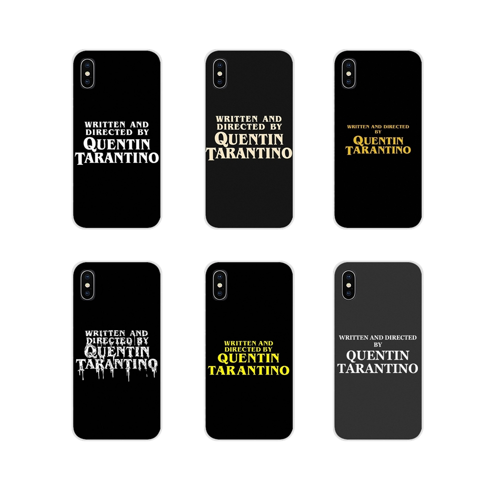 written-and-directed-by-quentin-font-b-tarantino-b-font-silicone-shell-case-for-huawei-mate-honor-4c-5c-5x-6x-7-7a-7c-8-9-10-8c-8x-20-lite-pro