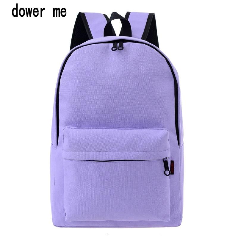 Dower me 003 vente chaude et printemps femmes sacs à dos et PU femmes sac à dos