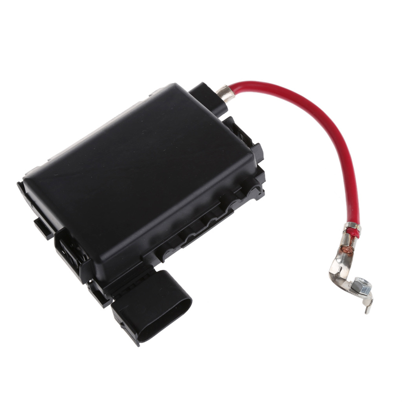 New Fuse Box Battery Terminal For VW Beetle /Golf /Jetta 1J0937617D <font><b>1J0937550</b></font> 1J0937550AA 1J0937550AB AC AD Drop Shipping image