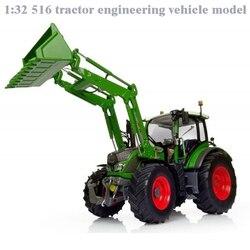 Редкая тонкая 1:32 516 трактор Инженерная модель автомобиля из сплава Коллекционная модель