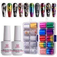Nail foil kit