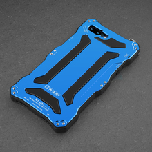 Outdoor Sports Three-proof 360 Full Protection Case For Iphone 7 6 6s 8 Plus 5s 5 Se Aluminum Metal + Silicone Hard Cover Case cross tribe design aluminum metal coated hard shell case for iphone 5s 5