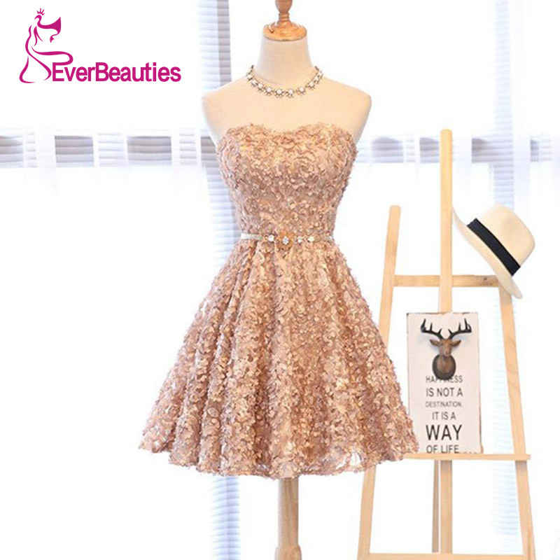 Sexy Vestido   Cocktail   Short   Cocktail     Dresses   Party   Dress   Tulle 2019 Applique Fashion Vestidos De Festa платье вечернее