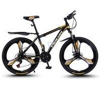 24/27/30 velocidade 26 Polegada 3 faca adulto mountain bike absorção de choque de velocidade variável fora da estrada corrida