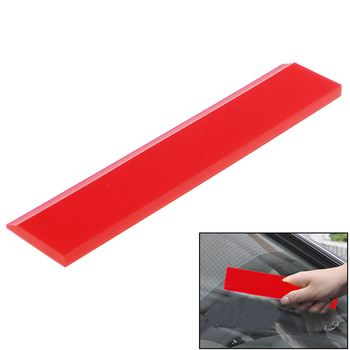 1pc Scraper Car vinyl Film sticker wrapping Window Cleaning Water Squeegee Tint Tool image
