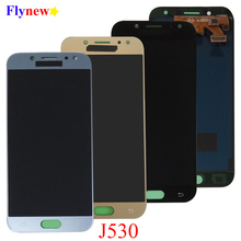 Display LCD J530FN J530Y J530M per SAMSUNG Galaxy J5 Pro 2017 J530F, Display LCD, digitalizzatore TouchScreen, Ekran