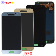 J530 LCD For SAMSUNG Galaxy J5 Pro 2017 J530F SM-J530F SM-J530FM J530FN J530Y J530M LCD Display TouchScreen Digitizer LCD Ekran(China)
