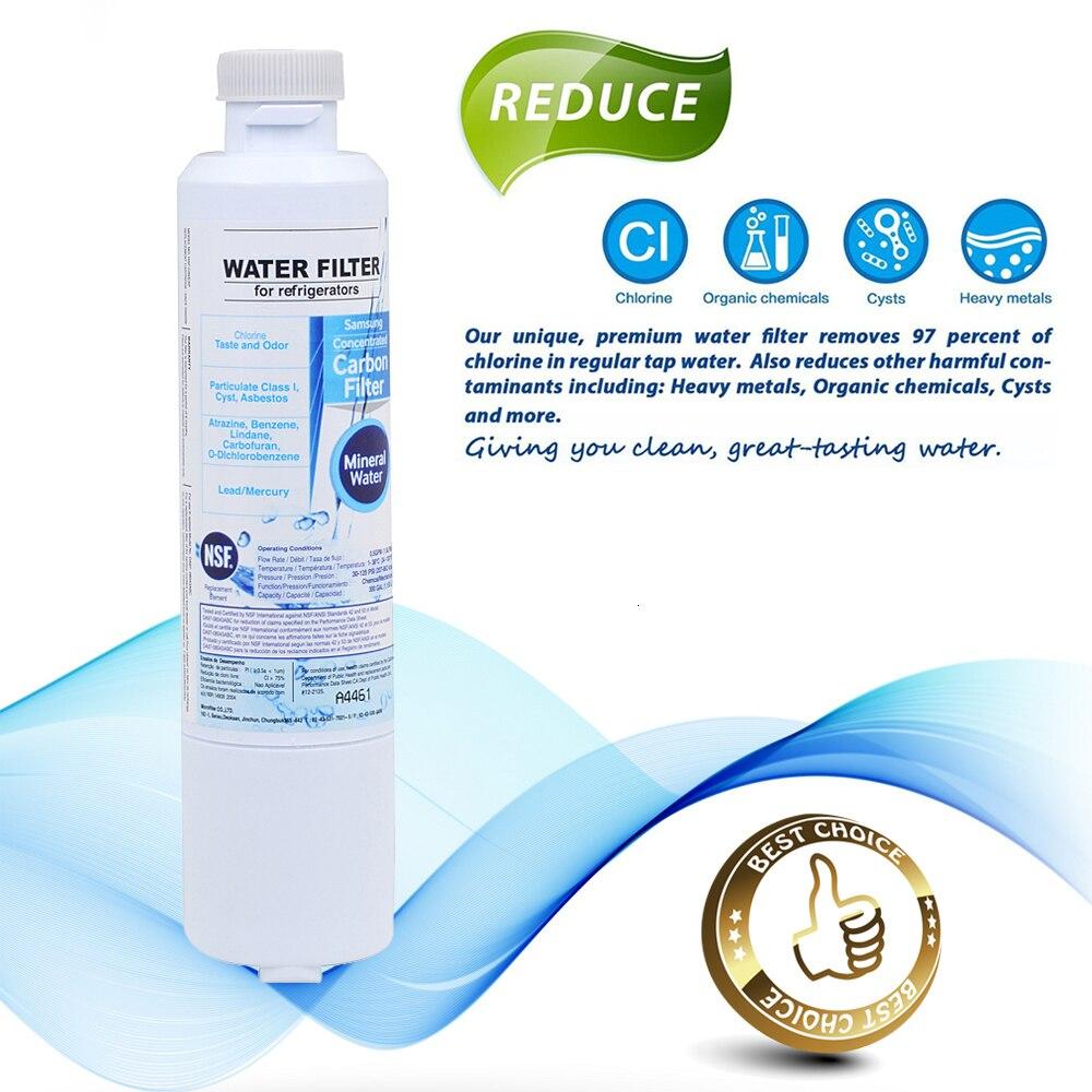 Offre spéciale! Filtre à eau de réfrigérateur pour Samsung Da29 00020b aqua pure Plus filtre à eau de remplacement de charbon actif 2 Pcs/lot - 3