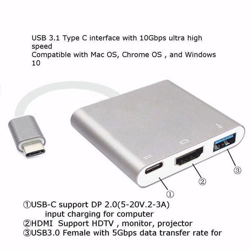 USB-C HUB to HDMI Adapter price in Kenya