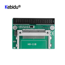 3.5 polegada cf para ide compacto adaptador de cartão flash bootable 40pin cf para ide 3.5