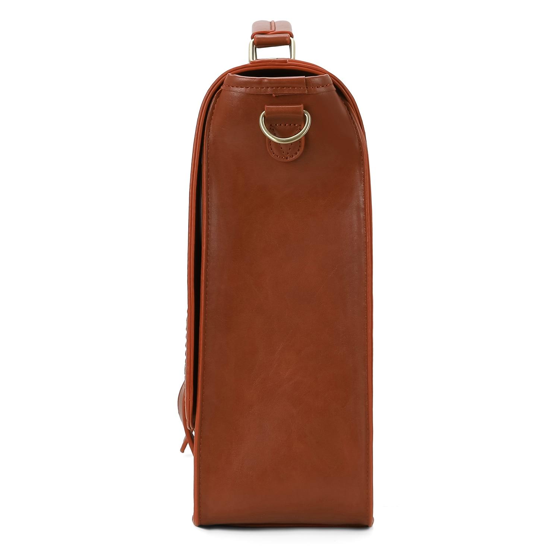 Ecosusi mulheres messenger bags 15.7 Polegada loptop