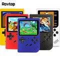 Игровой плеер Rovtop 400 в 1, портативная мини-консоль в стиле ретро, 8 бит, встроенная консоль Gameboy с цветным ЖК-экраном 3,0 дюйма, игровой мальчик