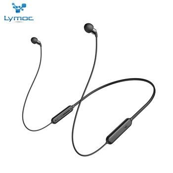 LYMOC A3 Bluetooth 5.0 Headphones Comfortable Mini Wireless Headsets Sport Earphones Running 25Hours Talktime Stereo HD MQC Mic