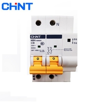 Circuit-Breaker Automatic Reclosing MCB Self-Recovery-Over-Voltage CHINT PV 6KA 2P 100A