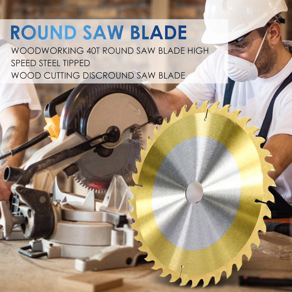 Round Wood Carving Disk Grinder Disc Woodworking Circular Saw Blade Cutting Tool Suitable For Metals Wood And Plastics