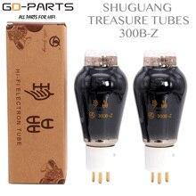 SHUGUANG skarb 300B Z 300B elektronowa rura próżniowa lampa Vintage Hifi Audio wzmacniacz rurowy Upgrade DIY fabryka Test dopasowana para