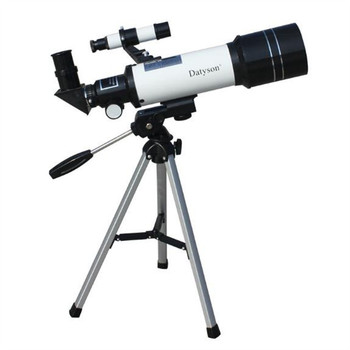 Datyson Future Star Series Refraction Astronomical Telescope 1.25-inch Interface 70mm Objective Lens Diameter 5T0001