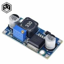 Módulo de fonte de alimentação lm2596, módulo ultrafino de fonte de alimentação dc buck 3a ajustável regulador ullm2596s 24 peças interruptor v 12v 5v 3v