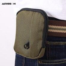 Tactical Waist Belt Bag Waterproof Utility EDC Gear MOLLE Po