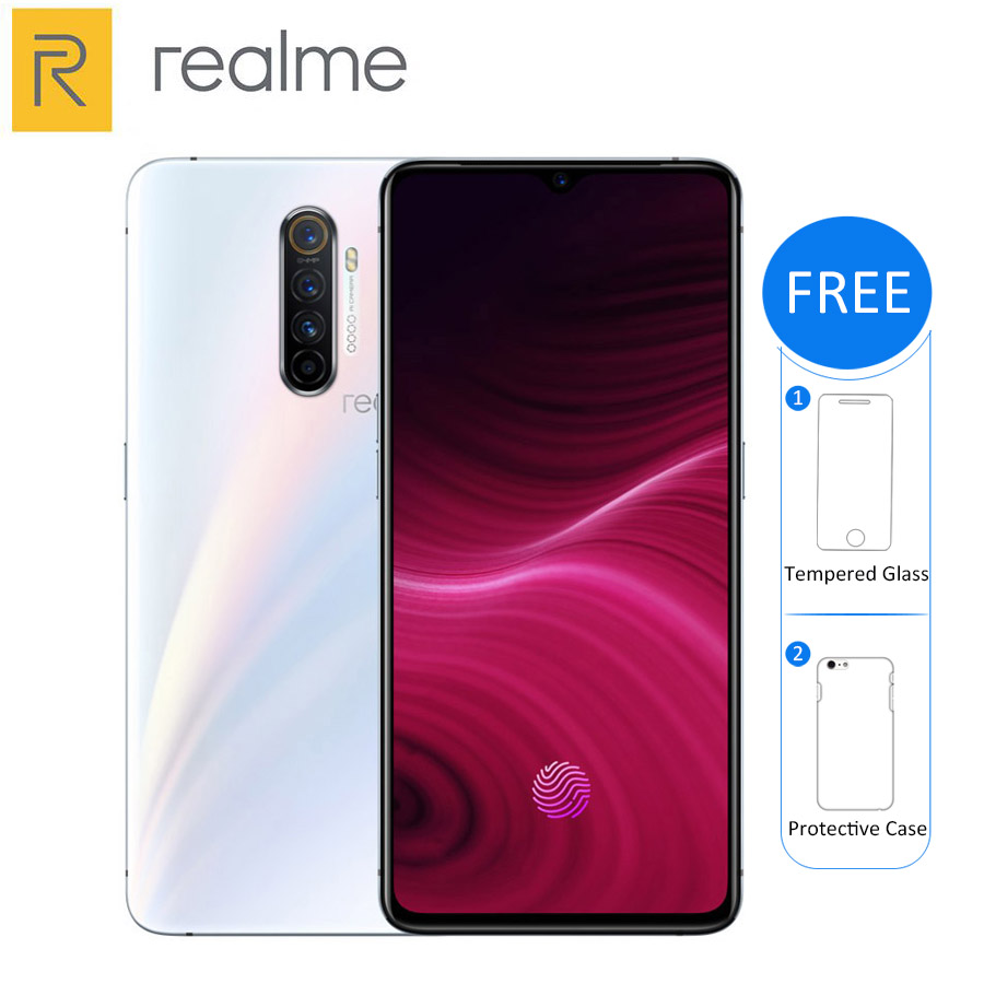 Brand NEW Realme X2 PRO Mobile Phone 64MP Quad Camera 8GB 128GB 6.5
