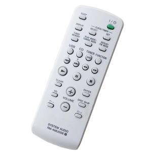 Image 2 - Mới Điều Khiển Từ Xa RM AMU006 Cho Sony Mini Kết Hợp Âm Thanh Nghe Nhạc MP3 Bộ Điều Khiển