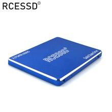 RCESSD Metal Blue SSD 2.5 120GB 240GB 360GB 480GB 960GB Solid State Drive SSD HP