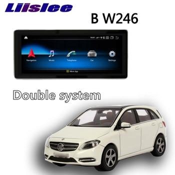 Car Multimedia Player GPS Audio Radio For Mercedes Benz MB B Class W246 B180 B200 B220 2011~2018 CarPlay TPMS Navigation NAVI