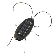 Toy Gadget Solar-Toys Robot Educational-Toy Insect Gift Grasshopper Required Wholesale