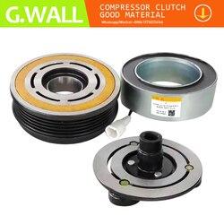 Nowy AC sprzęgło sprężarki do samochodu Mazda 3 2.0l 2.3l Mazda 5 2.3l BP4S 61 K00 H12A1AJ4EX BP4S61K00 CC4361K00A CC4361K00B|ac compressor clutch|compressor clutchac compressor -