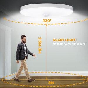Led Ceiling Light Motion Senso