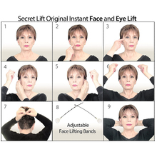 40pcs Face Lift Sticker Face Lift Tape Invisible  Face Sticker  Elasticity Transparent Adhesive Tape RP