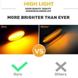 Image 5 - LED Turn Signal Side Marker Lights Blinker Lamp For Citroen Berlingo Xsara Picasso Jumpy Elysee Crosser Dispatch C1 C2 C3 C4 C5