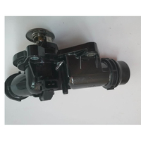 1pcs Auto cooling system thermostat housing thermostat 1 437 040 1 436 824 11531437040 11531436823 11530139877 11537509227