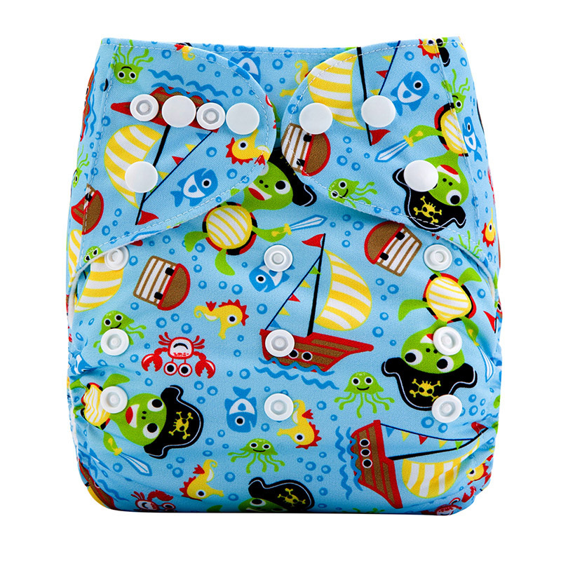 Eco Friendly Organic Cloth Baby Nappy Reusable Modern Cloth Nappies For Baby Modern Cloth Nappies M27
