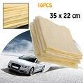 10 шт., 35 х22 см, Желтые Липкие тряпки для автомобильной краски