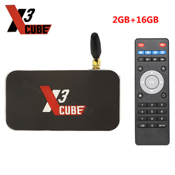 UGOOS X3 Plus TV Box Amlogic S905X3 Android 9.0 4GB 64GB 2.4G 5G WiFi 1000M Bluetooth 4K Media Player 4G32G X3 Pro Smart Tv Box