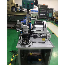 DY-01 Rettifica di Precisione Verticale Macchina di Macchina per La Frantumazione Del Pezzo 1.0-25 Millimetri di Diametro Esterno di Precisione Smerigliatrice 220 V/380 V 180 Rpm